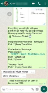 proof of today fixed matches