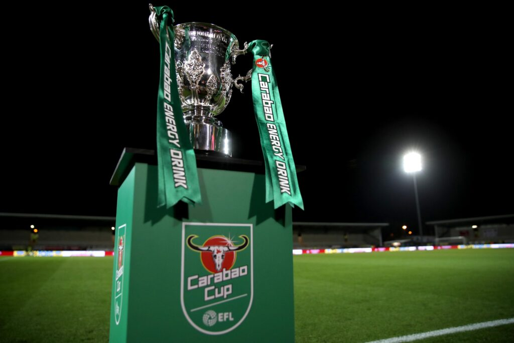 Carabao Cup fixed matches