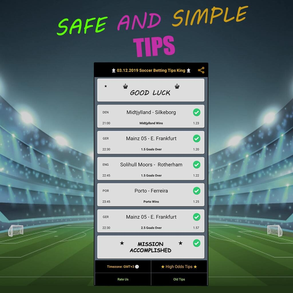 best safe fixed matches
