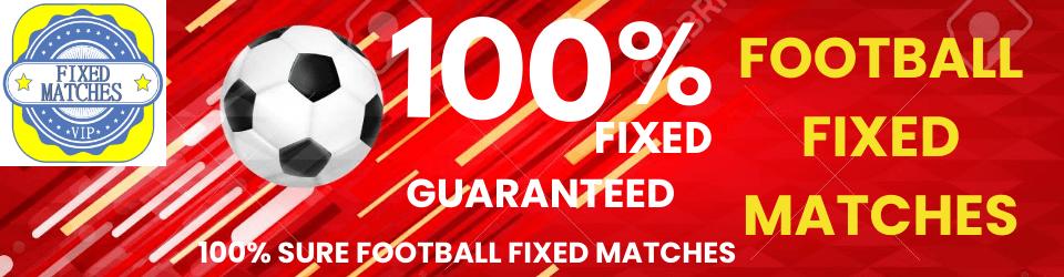 jackpot fixed matches